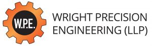 WPE Wright Precision Engineering Manufacturing Sussex uk logo